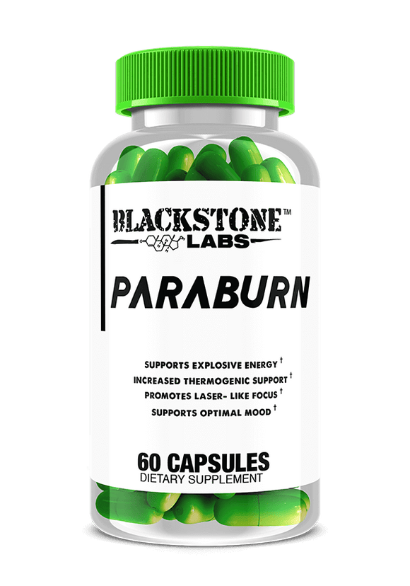 Blackstone Labs Paraburn 60 Capsules - Hawk Supplements