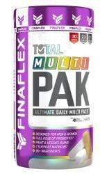 FINAFLEX Total Multi Pak, 30 Servings - Hawk Supplements