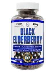 Hi Tech Black Elderberry, 120 Tablets