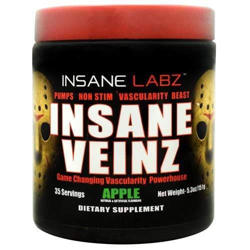 Insane Veinz, 35 Servings - Hawk Supplements