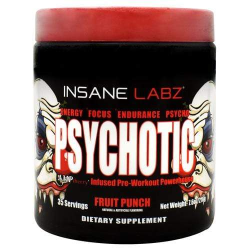 Insane Labz Psychotic, 35 Servings
