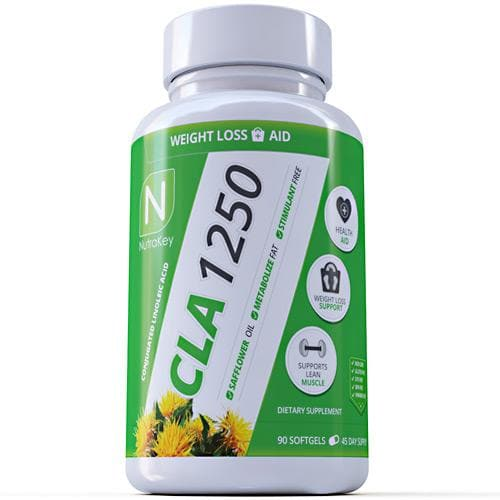 NutraKey CLA 1250 - Hawk Supplements