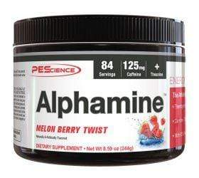 PEScience Alphamine, 84 Servings