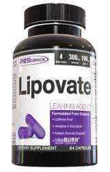 PEScience Lipovate, 84 Capsules