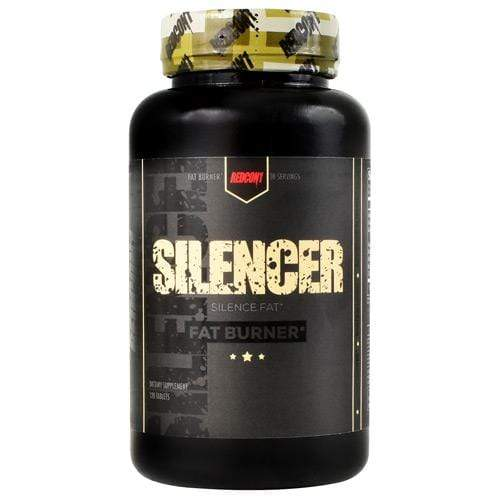 Redcon1 Silencer, 120 Tablets - Hawk Supplements