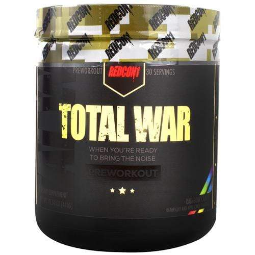 Redcon1 Total War, 30 Servings - Hawk Supplements