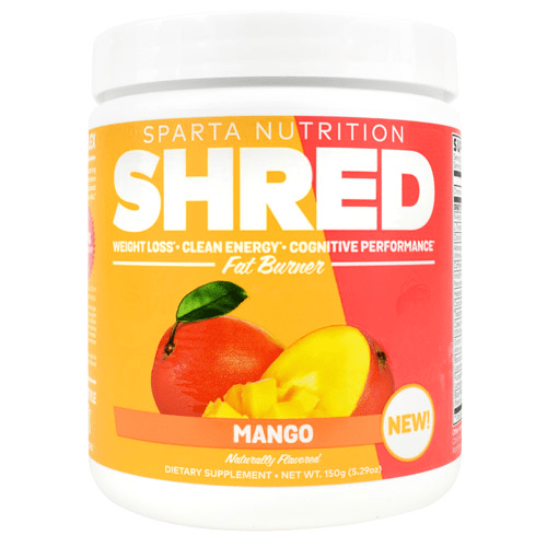 Sparta Nutrition Shred, 20 Servings