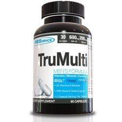 PEScience TruMulti Mens Multivitamin, 90 Capsules - Hawk Supplements