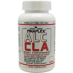 ALC + CLA 240 Capsules - Hawk Supplements