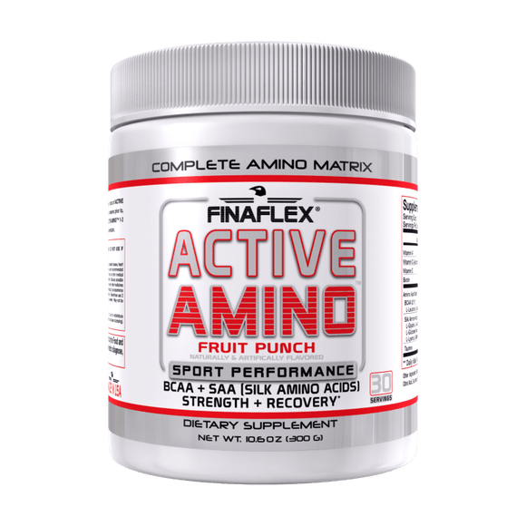 FinaFlex Active Amino, 30 Servings - Hawk Supplements