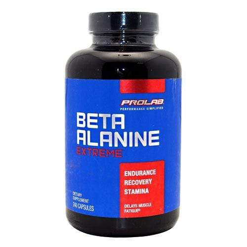 Beta Alanine Extreme 240 Capsules - Hawk Supplements