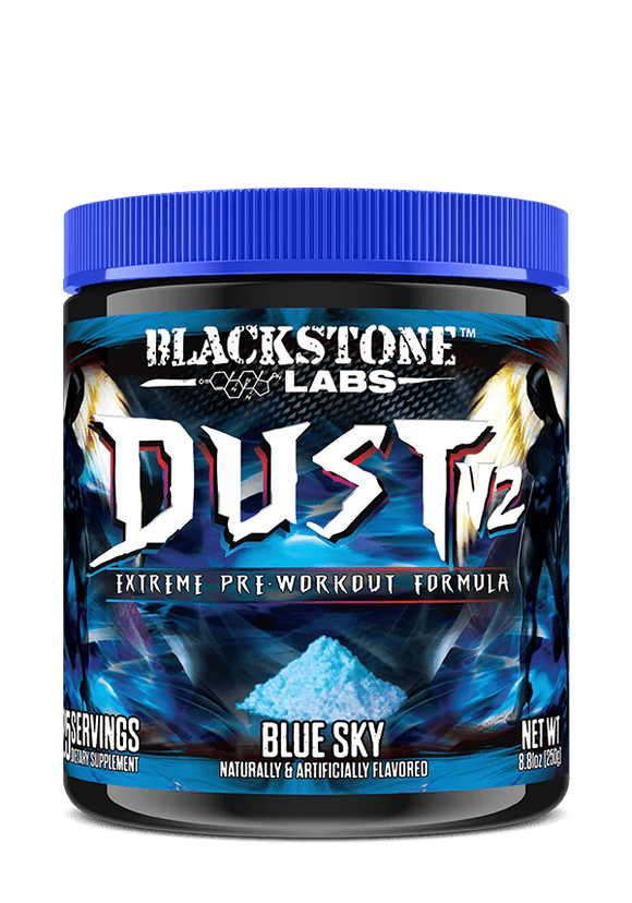 Blackstone Labs Dust v2 - Hawk Supplements