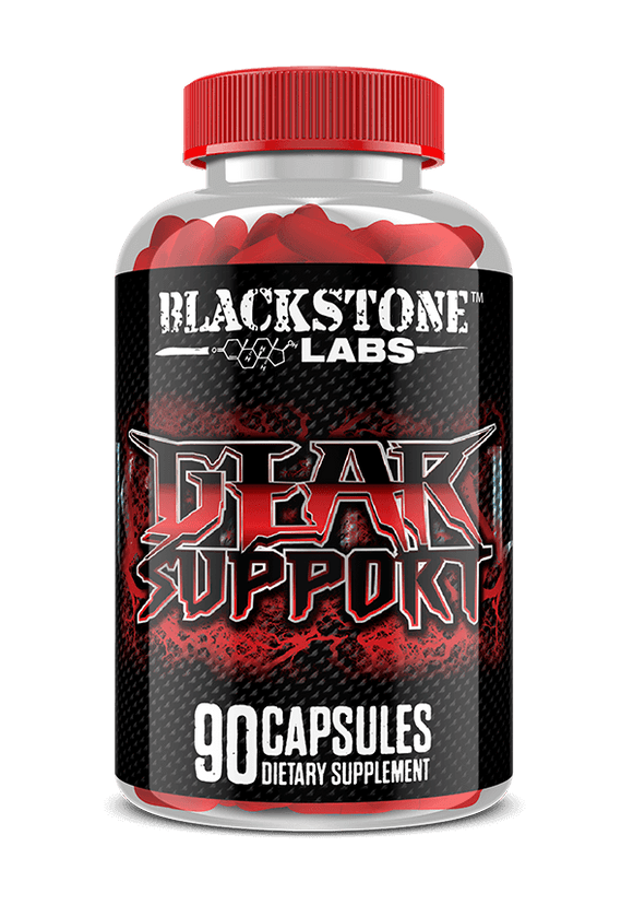 Blackstone Labs Gear Support, 90 Capsules - Hawk Supplements
