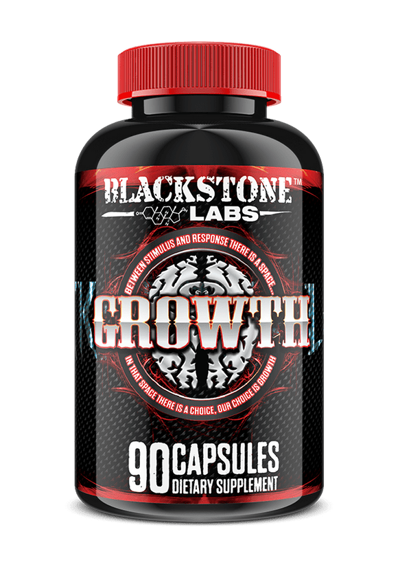 Blackstone Labs Growth, 90 Capsules - Hawk Supplements