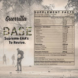 Guerrilla BASE EAA, 30 Servings