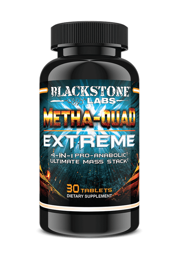 Blackstone Labs Metha Quad EXTREME 30 Capsules - Hawk Supplements