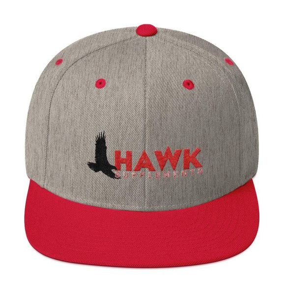 Snapback Hat - Hawk Supplements