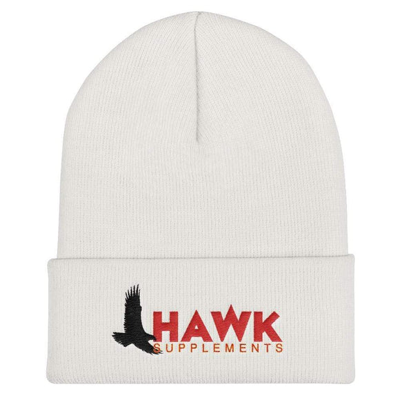 Cuffed Beanie - Hawk Supplements