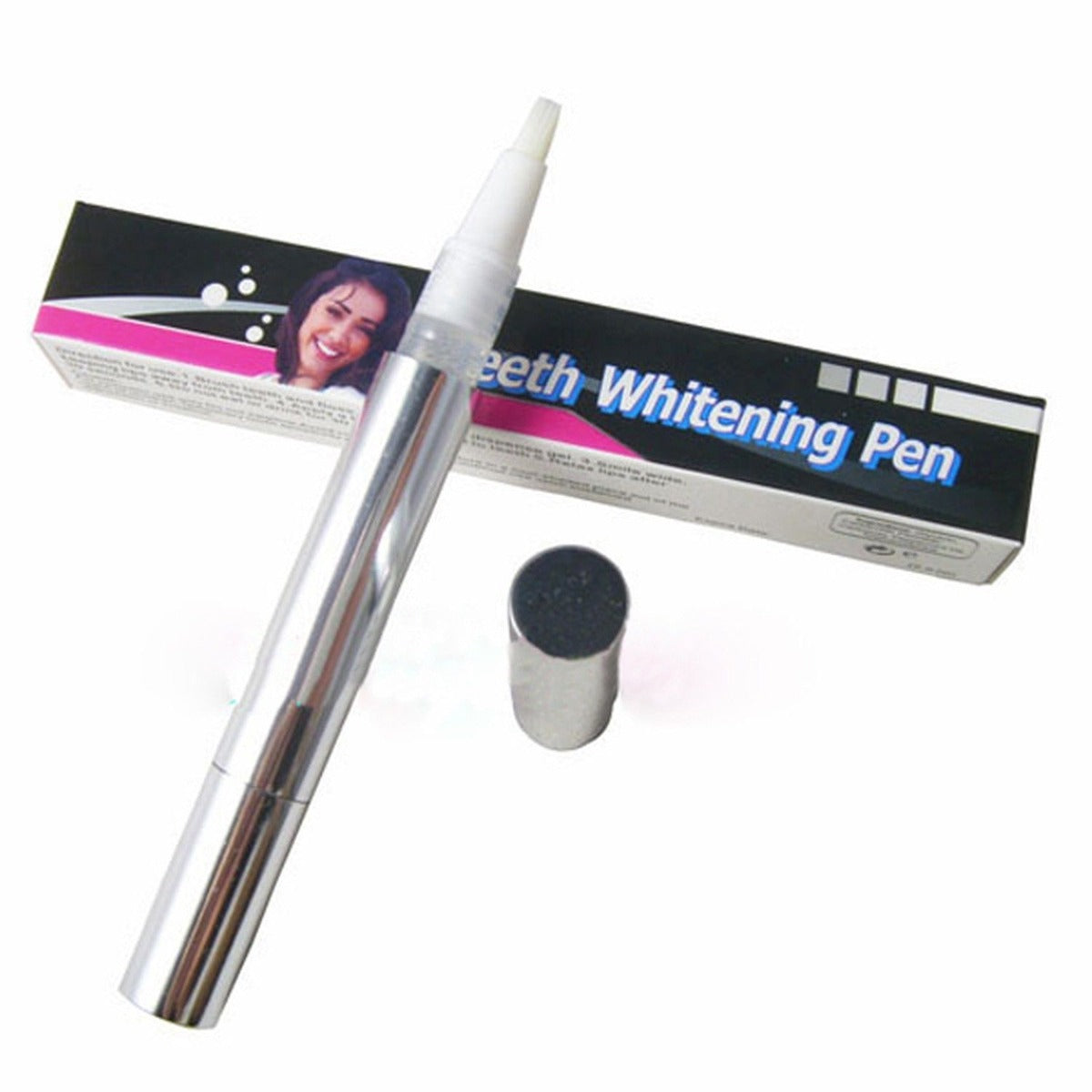 100 Natural Teeth Instant Whitening Pen Brighthis