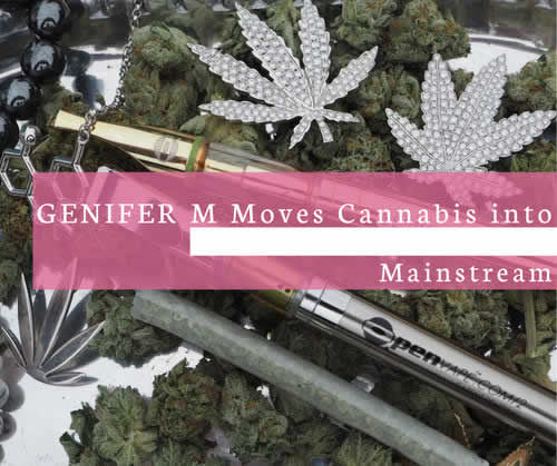 GENIFER M Moves Cannabis into Mainstream