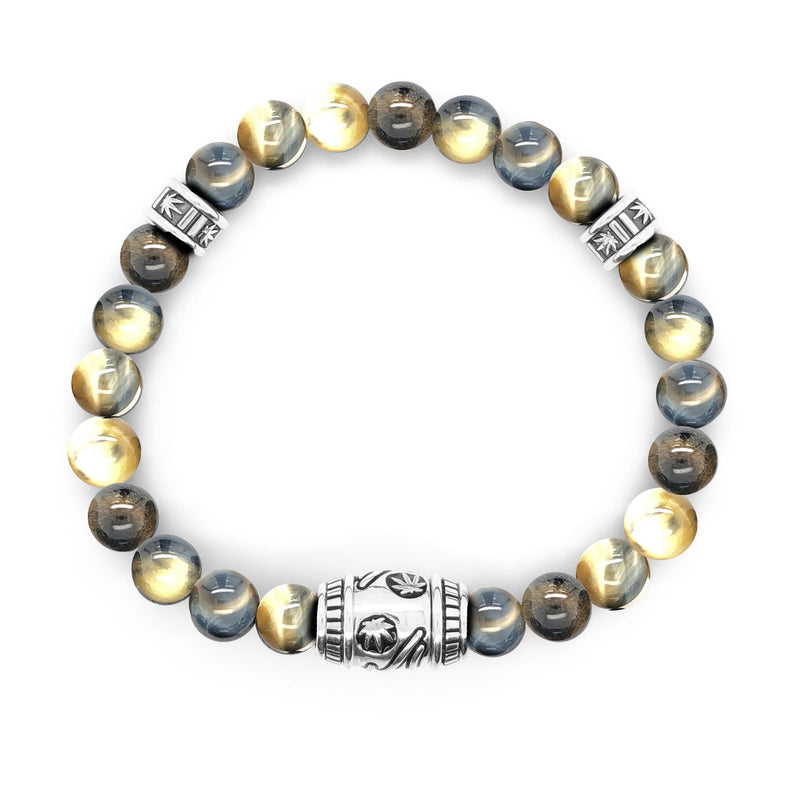Gemstone Build-a-Bracelet with Sterling Silver Magnetic Clasp