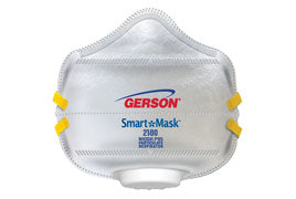 N100 Particulate Respirators (Full Case, 100ea)