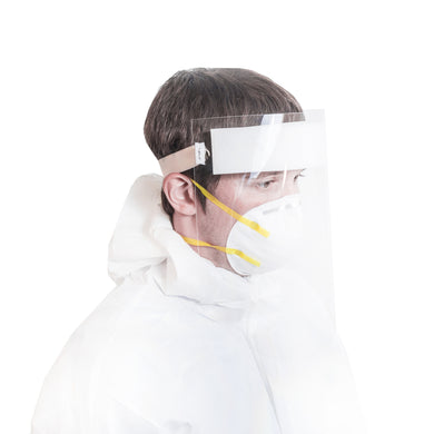 Face Shields (Pack of 10)