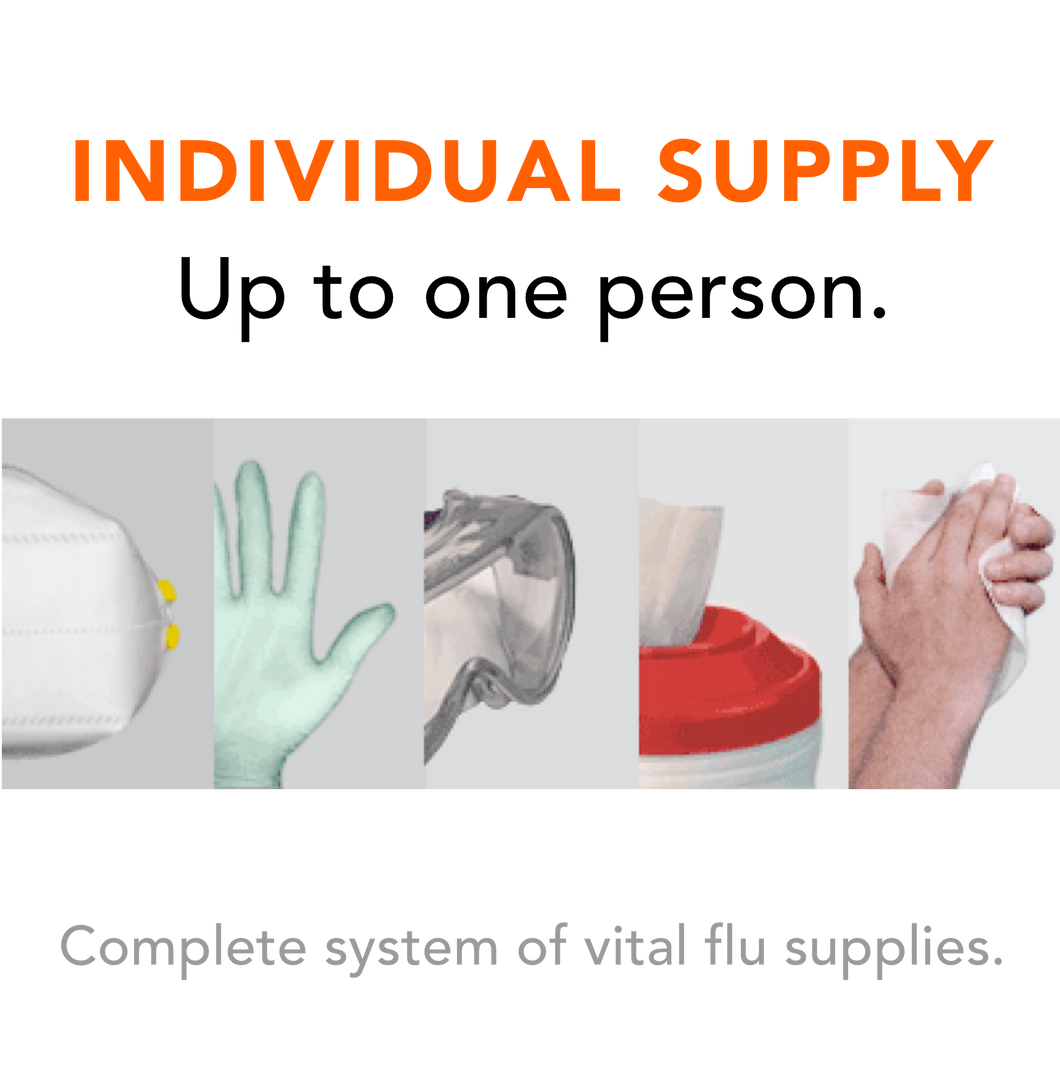 Individual Supply of Flu Armour