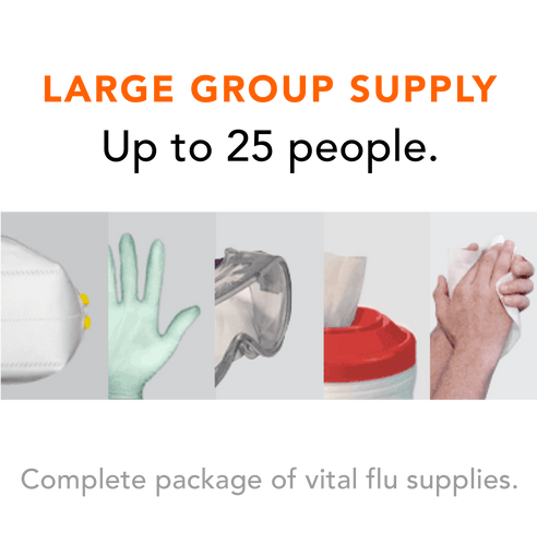 Large Group Supply of Flu Armour