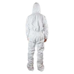 20 Hazmat Coveralls for Biological Protection (Only Available for Co-op # 36108)