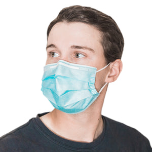 Earloop Face Masks (FDA/CE) | 500 Masks