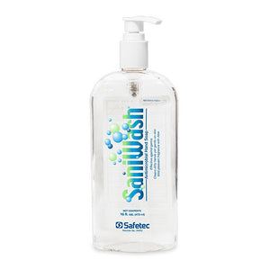 Antimicrobial Hand Soap 12 - 16oz Pump Bottles | Meets APIC & OSHA Recommendations