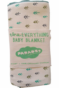 Everything Baby Blanket - Trees