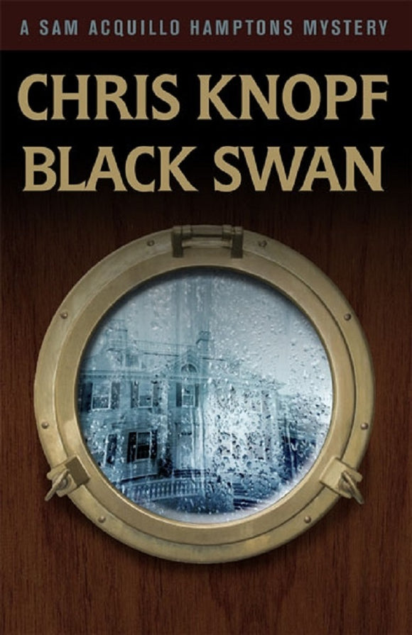 Black Swan (Sam Acquillo Hamptons #5)