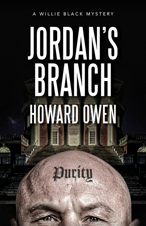Jordan's Branch (Willie Black Mystery #10)
