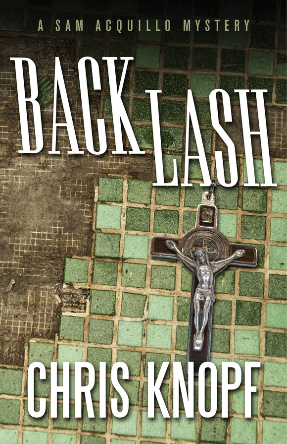 Back Lash (Sam Acquillo Hamptons #7)
