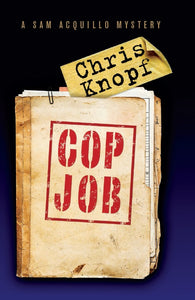 Cop Job (Sam Acquillo Hamptons #6)