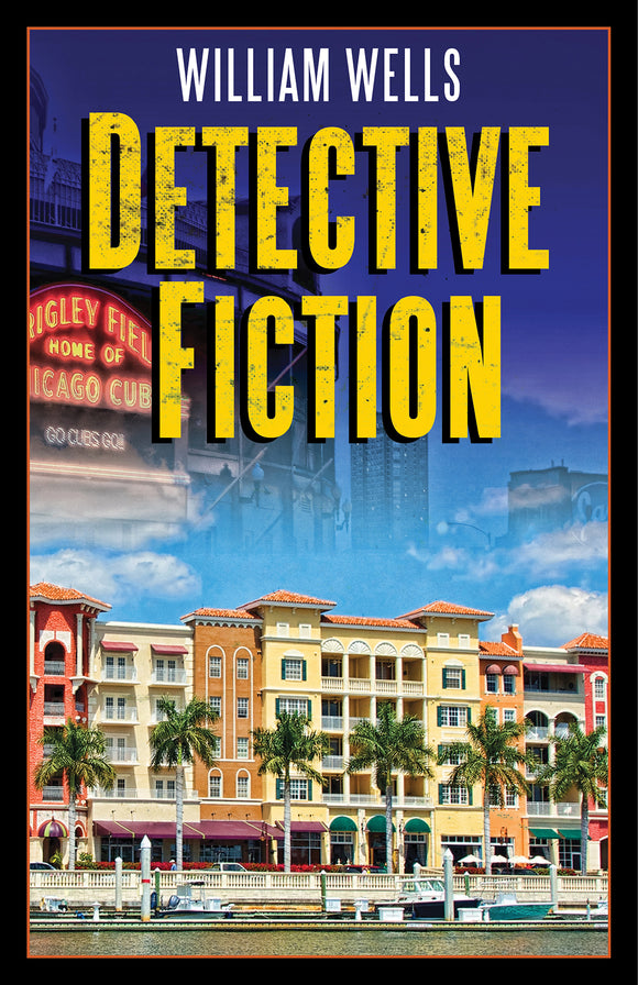 Detective Fiction (Jack Starkey Mystery #1)