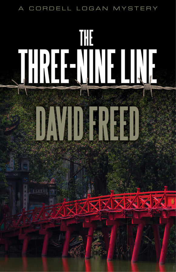 The Three-Nine Line (Cordell Logan #4)