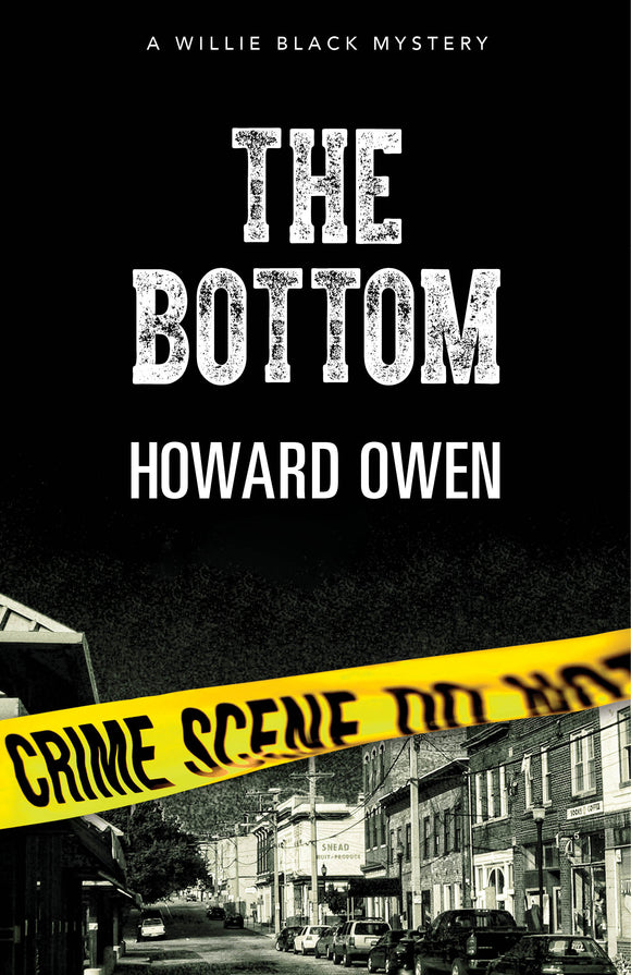 The Bottom (Willie Black #4)