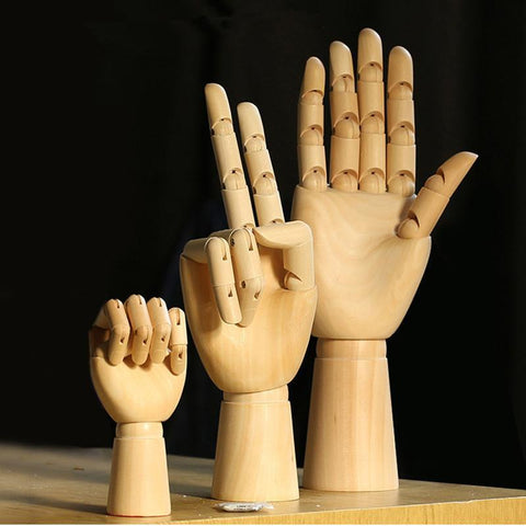 Hand Mannequins - For Illustrators