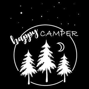 Happy Camper - Snapback Hat