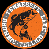 Tennessee Lake Tellico Brownie - Tee