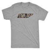 Realtree Camo Tennessee - T-Shirt