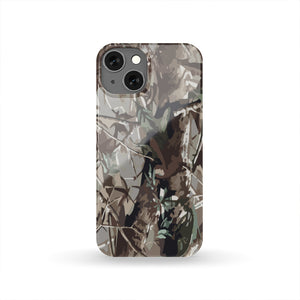 Realtree Camo Slim Fit Hard Shell Phone Case