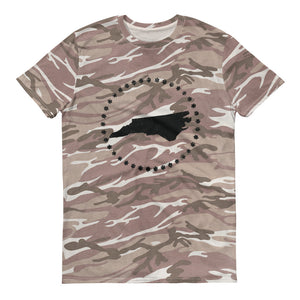 North Carolina Stars - Camouflage T-Shirt