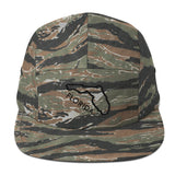 Florida Camo - Five Panel Cap