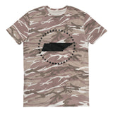 Tennessee Stars - Camouflage T-Shirt