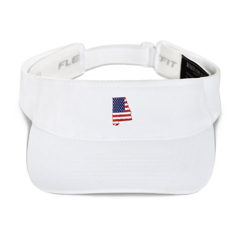 "Alabama USA ""The Yellowhammer State"" - Visor"