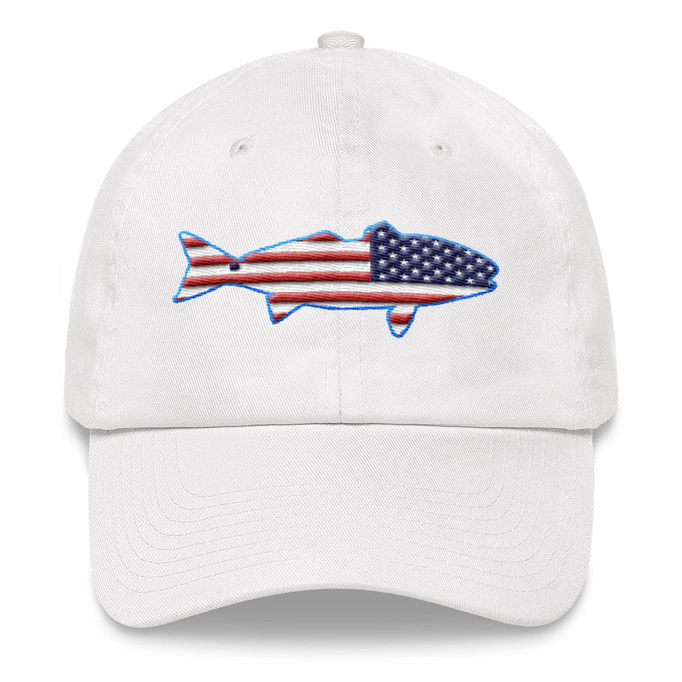 "North Carolina USA ""Puppy Drum"" - Dad Hat"